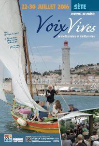 Affiche Voix Vives 2016