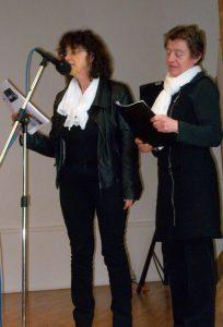 Patricia et Babeth
