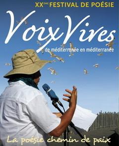 Affiche Festival voix vives 17